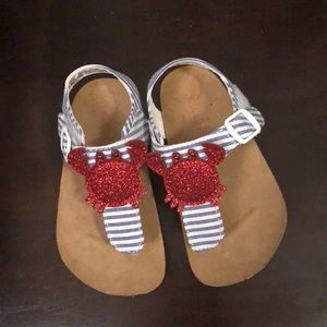 Crab sandals brand new without tags